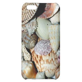 Sanibel Island Beach Shells Case For iPhone 5C
