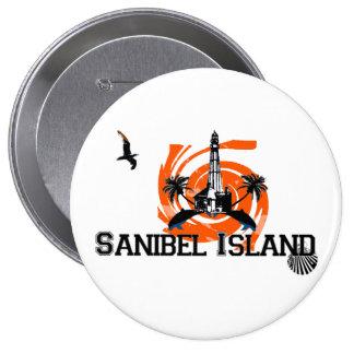 Sanibel Island. Buttons