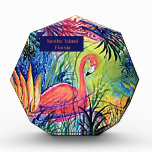 Sanibel Island Flamingo Art Award