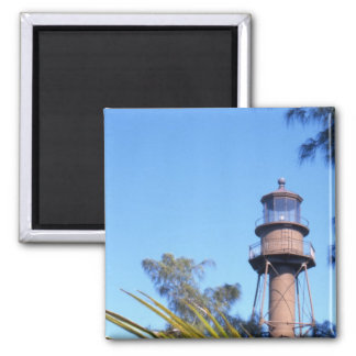 Sanibel Island Lighthouse Refrigerator Magnets