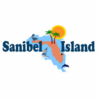 Sanibel Island Cut Outs
