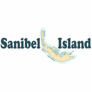Sanibel Island Acrylic Cut Out