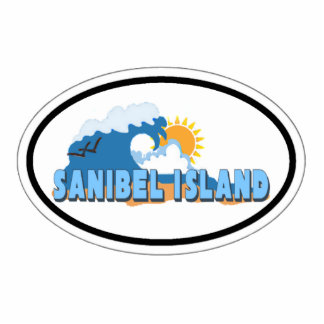 Sanibel Island Acrylic Cut Outs