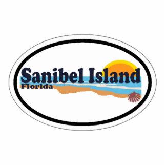 Sanibel Island Cut Out