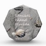 Sanibel Island Sand Shells Awards