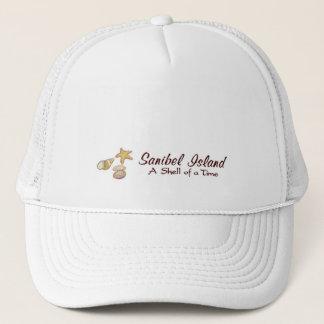 Sanibel Island Shells Trucker Hat