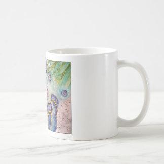 Sanibel Island Watercolor Florida Art Coffee Mug