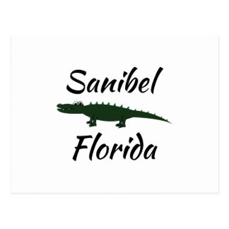 Sanibel la Florida Tarjetas Postales
