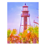 Sanibel Lighthouse collection Post Card