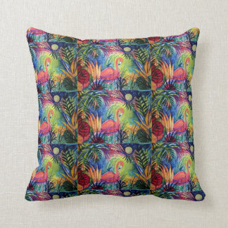 SANIBEL MIDNIGHT THROW PILLOW