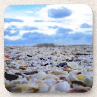 Sanibel Shells Coaster
