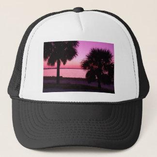 Sanibel Twilite Trucker Hat