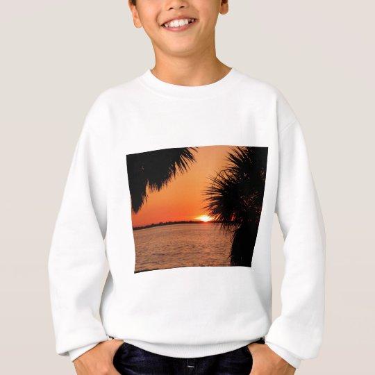 Sanibels sleeping sun sweatshirt