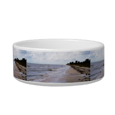 Beach Themed Sanibels Treasure Bowl