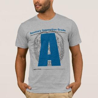Sanitary Inspection Grade T-Shirt