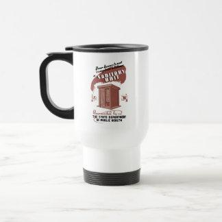 Sanitary Unit Travel Mug