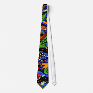 Sanity Wave Neck Tie