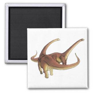 Sanjuanensis del Alamosaurus Iman Para Frigorífico