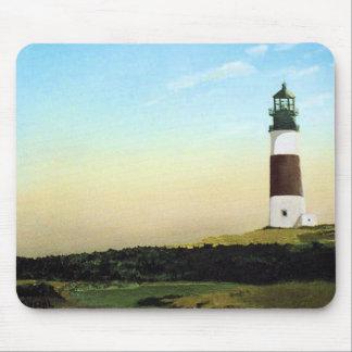 Sankaty Head, Nantucket  Mousepad