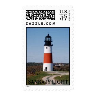 Sankaty Lighthouse Stamp