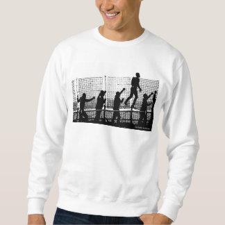 Sankofa archiva el suéter de Crewneck de los