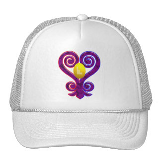 Sankofa Trucker Hat