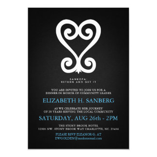 Sankofa | Learn From History Event | Party Card