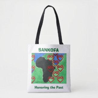 Sankofa Tote Bag