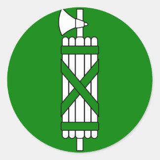 Sankt Gallen, Switzerland Classic Round Sticker