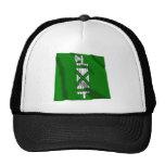 Sankt Gallen Waving Flag Trucker Hat