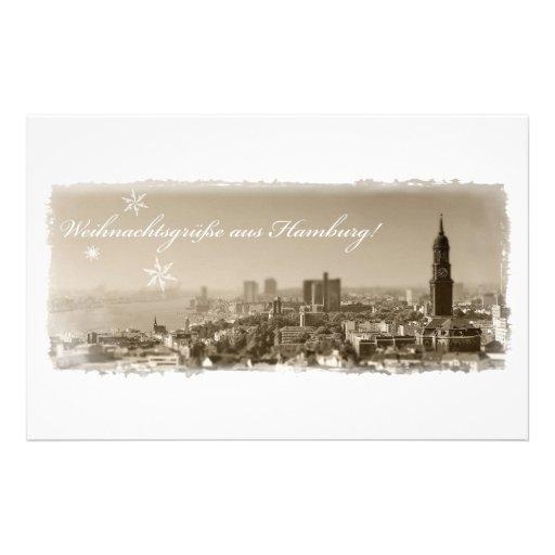 sankt+michaelis, hamburg, weihnachten, michel papeleria personalizada