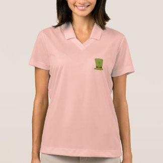sankt patricks day hat polo t-shirt