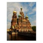 Sankt Petersburg 01 Postcard