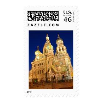 Sankt Petersburg 05 stamp