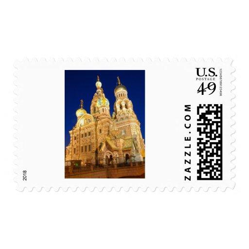 Sankt Petersburg 05 Stamps