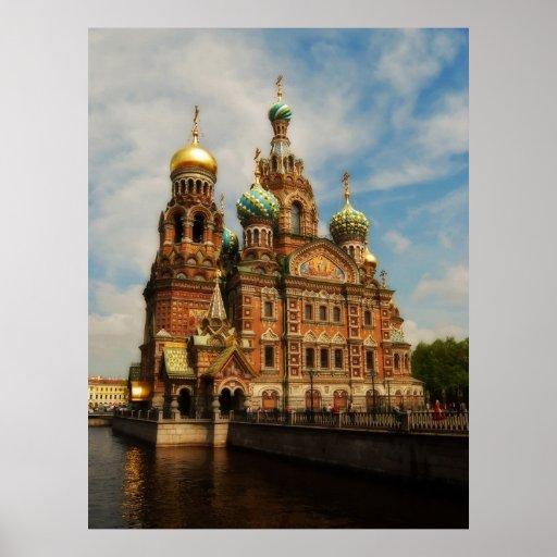 Sankt Petersburgo 01 Póster