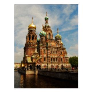 Sankt Petersburgo 01 Tarjeta Postal