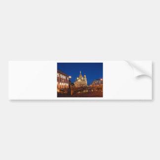 Sankt Petersburgo 08 Pegatina Para Auto