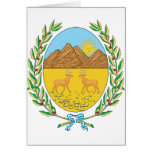 sanluis, Argentina Greeting Card