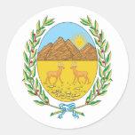 sanluis, Argentina Stickers