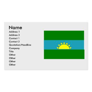 sanluis, Columbia Business Card