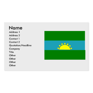sanluis, Columbia Double-Sided Standard Business Cards (Pack Of 100)