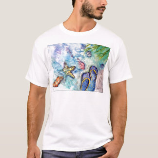 SANNIBELSANDLES T-Shirt