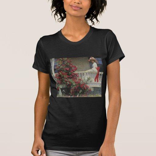 Sano el Rambler carmesí Camiseta