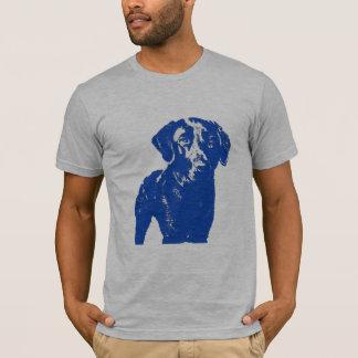 Sano in Blue T-Shirt