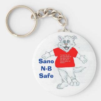 Sano scan, Sano N-BSafe Keychain
