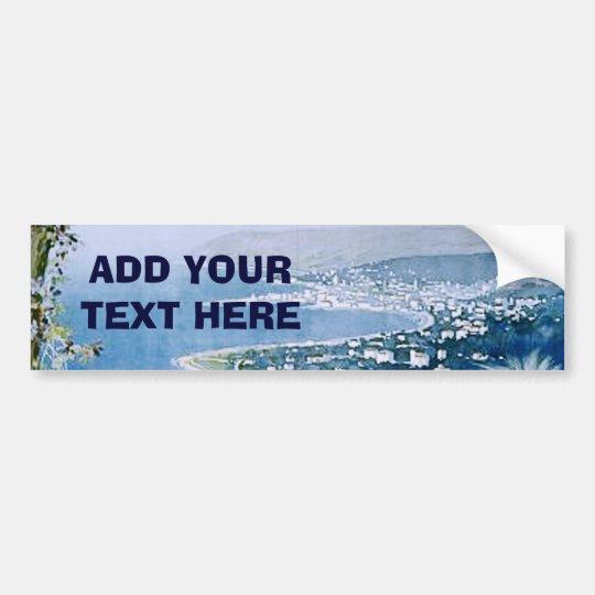 Sanremo, Italy Bumper Sticker