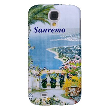 Sanremo, Italy iPhone 3G/GS Case