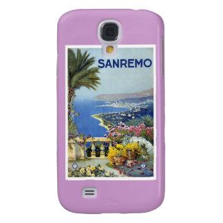 Sanremo Italy Vintage Samsung Galaxy S4 Case