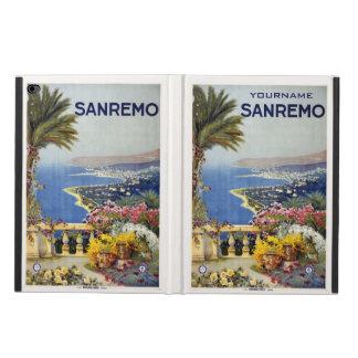 Sanremo Italy vintage travel custom device cases